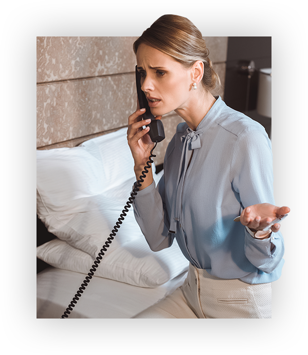 Don't let limited on-site resources or unknown conditions create negative guest experiences